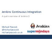 Supermondays: Jenkins CI lightning ...