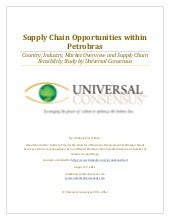 Supply Chain Opportunities within P...