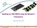 Surf Communication Solutions Build Ing An Ims Mrfp Us#6~1