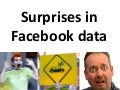 Surprising Insights from Facebook Analytics Data