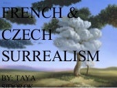 French & Czech Surrealism
