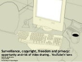 Surveillance, copyright, freedom an...
