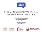 Social Media Marketing in the Ameri...