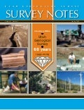 Survey Notes January 2009