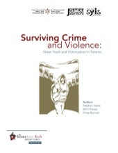 Surviving Crime and Violence: Stree...