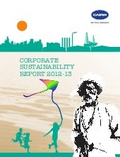 Cairn India | Sustainability Report...