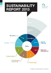 Sustainability Report 2013 from Dub...