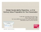 Sustainability Reporting A 21st Cen...