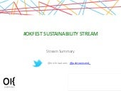 OKFestival Sustainability Stream Su...