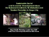 Sustainable Social and Economic Dev...