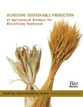 Sustainable Biomass Report   Achiev...