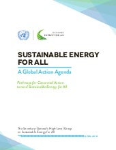 Sustainable energy for all action a...