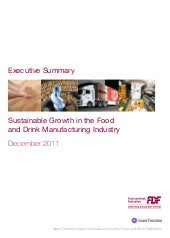 FDF_Sustainable growth exec summary