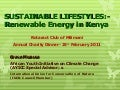 Understanding Renewable Energy in Kenya