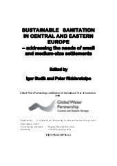 Sustainable Sanitation in Central a...