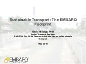 Sustainable Transport: The EMBARQ F...