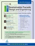 Sustainable Facade Design and Engineering Conference