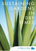 Sustaining Gardens in Dry Times
