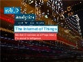SVB Analytics Report on The Internet of Things