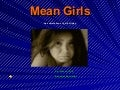 Svittos Mean Girls A Review Of Girl Bullying