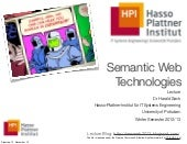 05 Semantic Web Technologies - Onto...