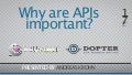 Why APIs are important