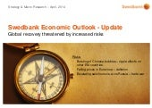 Swedbank economic outlook update, a...