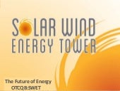 Solar Wind Energy Tower Inc. video