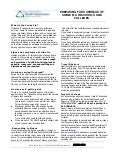 Swine Flu Fact Sheet