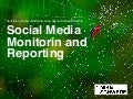 Social Media Monitoring & Reporting