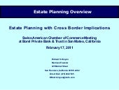 Estate Planning with Cross Border I...