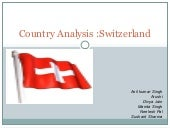 Switzerland Analysis