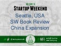 startup tuesday Shenzhen, Mike Michelini discusses China plan of startupweekend + book review
