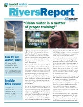 Rivers Report -- Summer 2012
