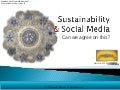 SXSW - Sustainability and Social Media