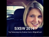 My Takeaways of SXSW and the Selfie...