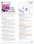 SXSW Guide 2015 by PSFK + MDC