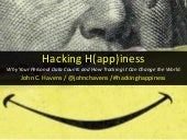 Hacking H(app)iness at #SXSW - Why ...