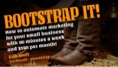 Bootstrap It! Marketing Automation ...
