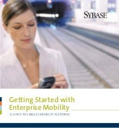 Sybase Enterprise Mobility Pdf