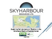 Skyharbour Resources Ltd. video
