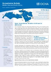 New OCHA Report - Syrian Arab Repub...