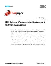 Systems and Software Engineering