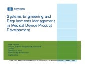 Systems Engineering and Requirement...