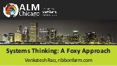 Systems Thinking: A Foxy Approach