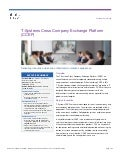 T-Systems Cross Company Exchange Platform (CCEP)