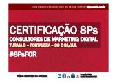 Certificação de Marketing Digital 8...