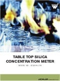 Table Top Silica Concentration Meter by ACMAS Technologies Pvt Ltd.