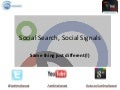 Social Search & Signals