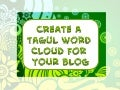 Create a Tagul World Cloud for your Blog